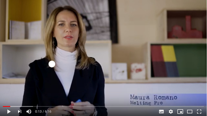 MeltingPRO video tutorial storytelling - Maura Romano
